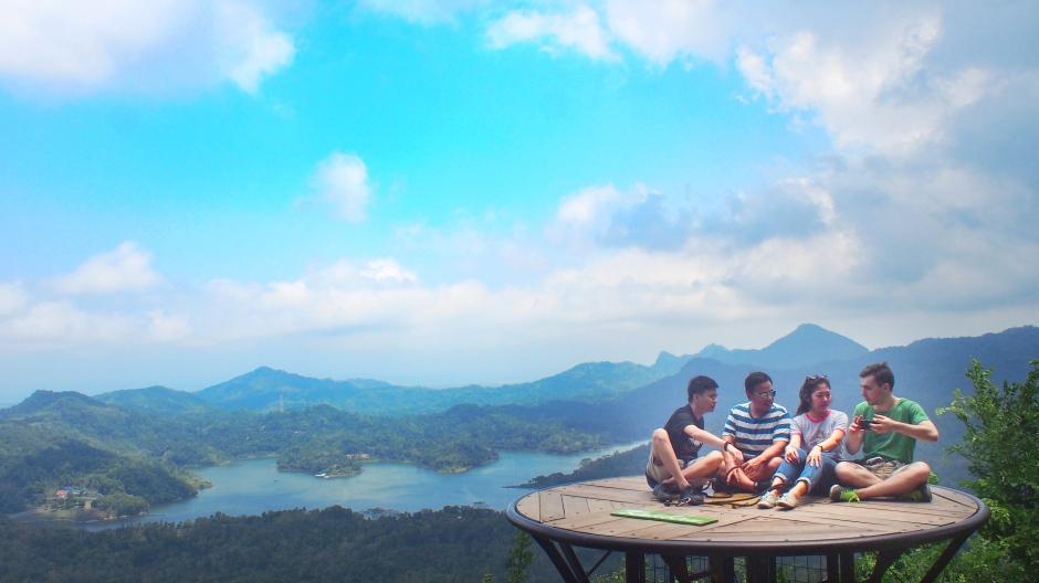 Kalibiru National Park, Jogjakarta