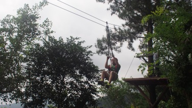Outdoor activites at Kalibiru National Park